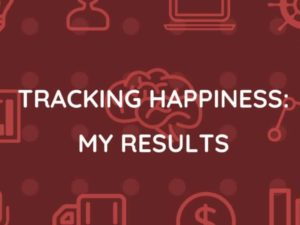 sanjay tracking happiness featured