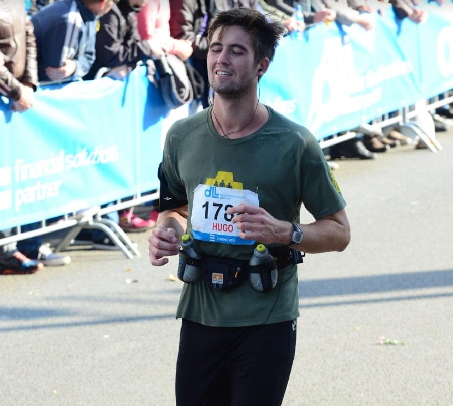 eindhoven marathon finding happiness