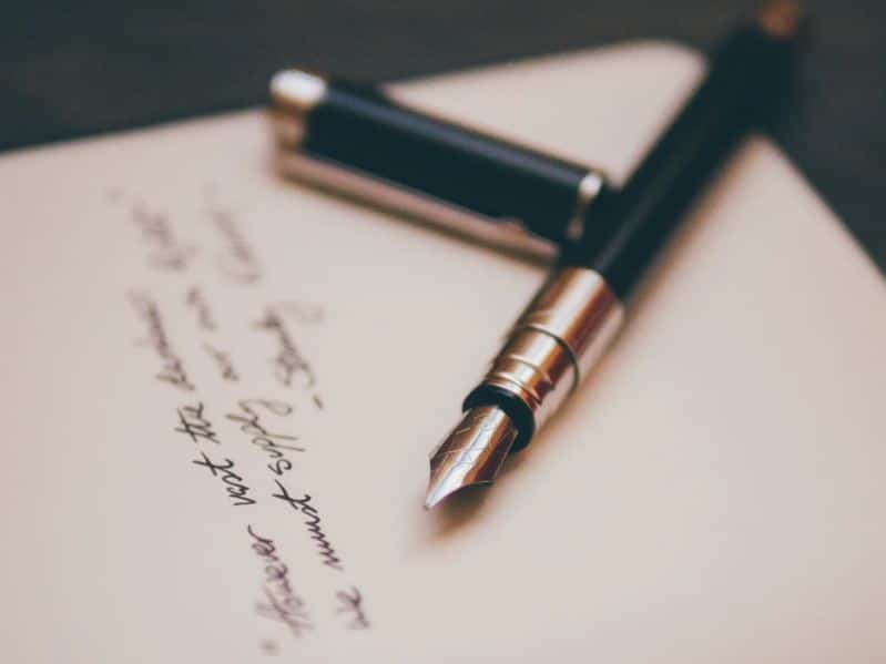 future self writing journaling to happy yourself featured