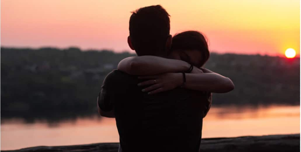 hugging more is a good positive changes in life