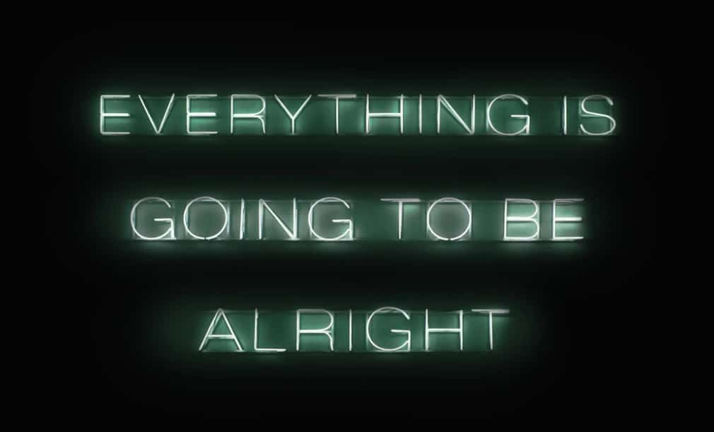 everything is going to be alright image