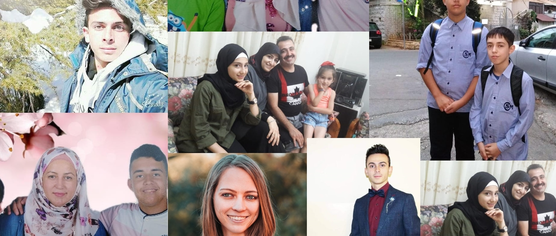 syrian refugee happiness stories
