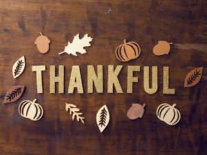 what are you thankful for featured