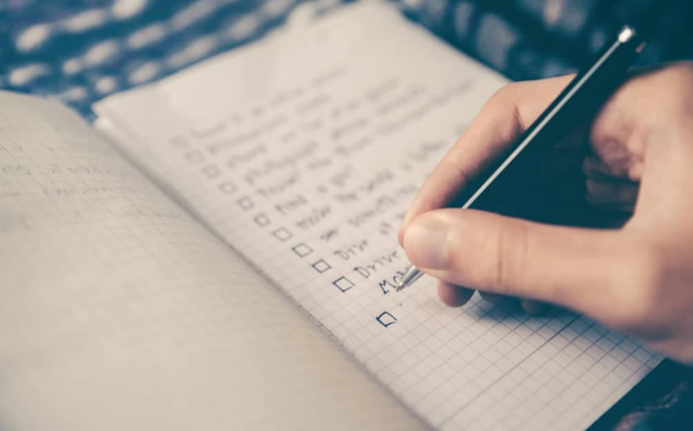 journaling-a-list