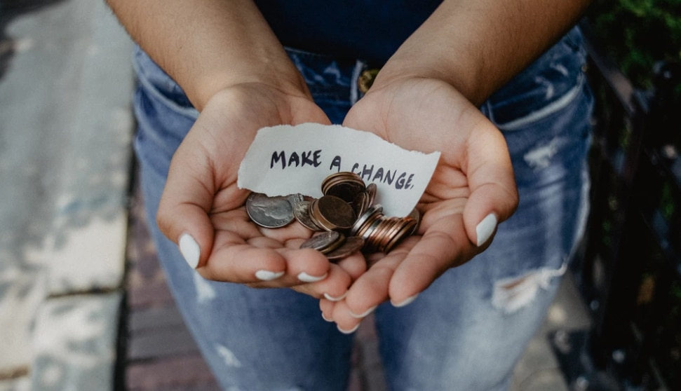 Giving money can make you happier