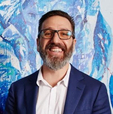 Tim Sharp portrait