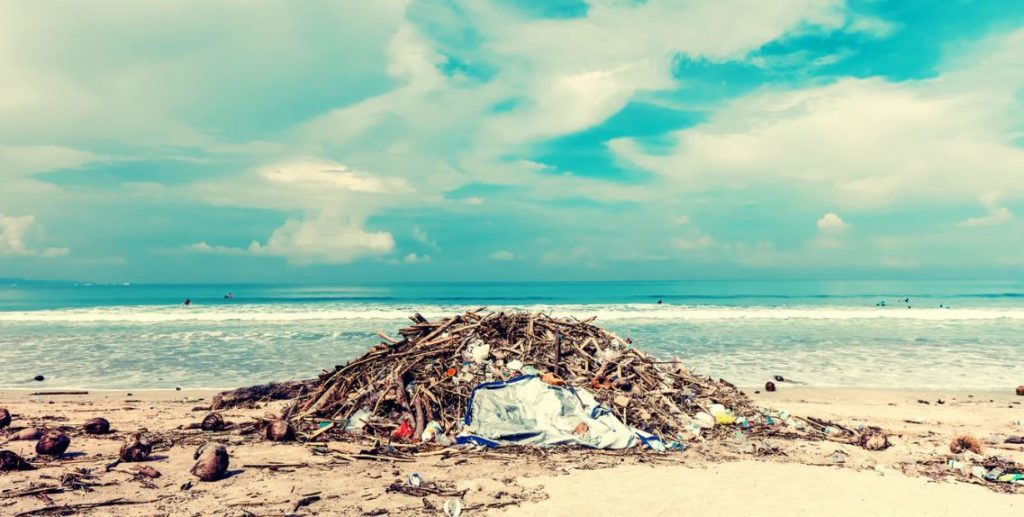 trash as negativite factor in sustainable behavior