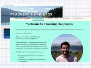 tracking happiness redesign featured