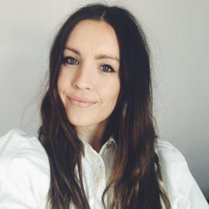 francine jordan vegan society portrait