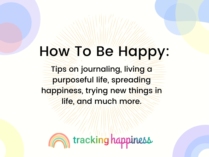 How To Be Happy featured image